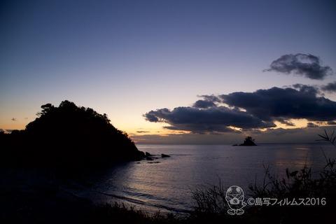 松島の夕日_鯨浜_2016-11-24_17-05-47
