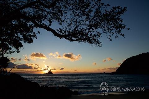 松島の夕日_汐味海岸_2016-12-16_16-30-32