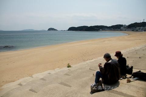 海岸日和_篠島_前浜_大潮_2013-04-11 12-58-56