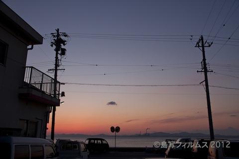 前浜_篠島_朝日_観光_写真_ 2012-03-13 05-54-36