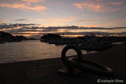 漁港_夕日_篠島_風景_観光_2011-09-05 18-15-55