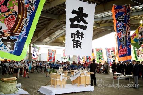篠島_御幣鯛奉納祭_2017-10-12 07-43-05