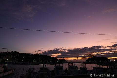 漁港_夕日_篠島_風景_観光_2011-09-05 18-28-33
