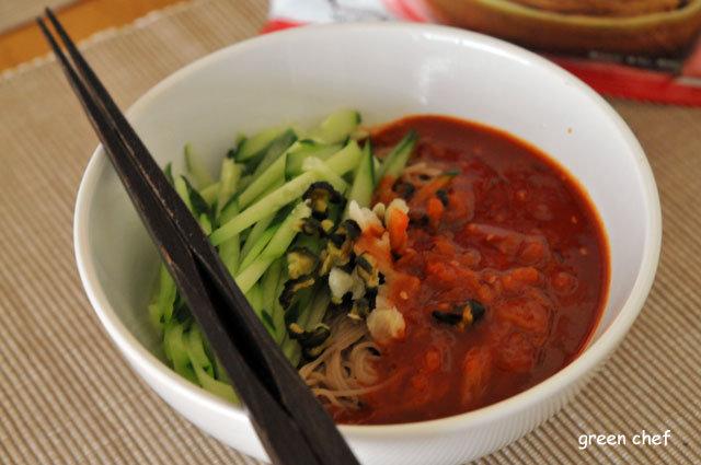 11 即席韓国冷麺−2