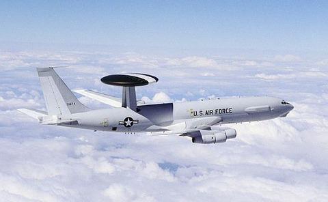 E-3 AWACS 8 Dec 2017