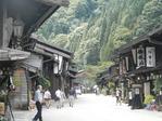 奈良井宿の町並