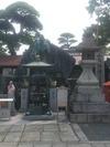 金倉寺入山大師像