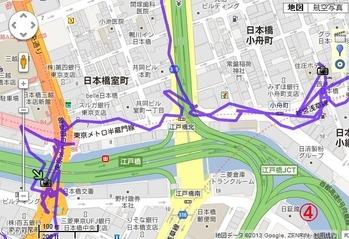 日本橋と住庄ほてる