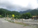 笹子峠への入口