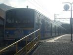 富士急行線の電車