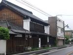 倉賀野宿の町並み