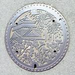 岡崎市マンホール2