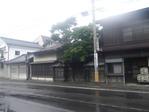 上諏訪宿への街道