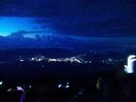 白雲荘からの夜景