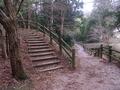 龍源寺間歩までの遊歩道2