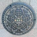 東京のマンホール
