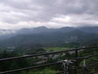 犬目峠からの眺め