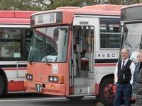 レトロな一畑バス