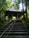 清瀧寺山門
