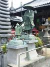 道隆寺大師像