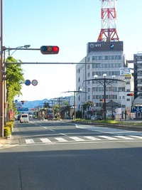 路面電車の走る街豊橋