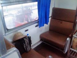 タイの寝台列車