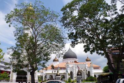 カビタン・クリン・モスク