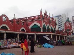 コルカタのNEWマーケット