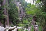 昇仙峡の渓谷2
