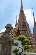 ワット・ポーの仏塔