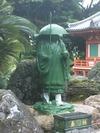 金剛福寺大師像
