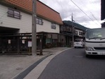 野尻宿の街道