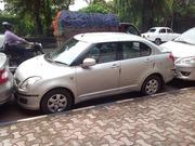コルカタの路上駐車