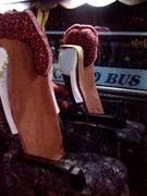 3列独立シートのVIPバス