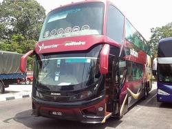 Transtar TravelのVIPバス