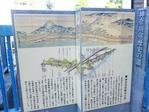神奈川宿歴史の道案内板