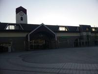 朝の三河安城駅