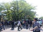 日本武道館前