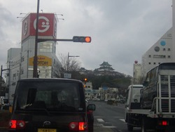 和歌山市内を抜ける