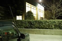 桜島近くの道の駅