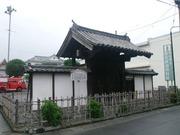 本庄宿本陣の門