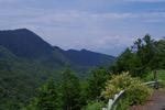笹子峠からの眺め2