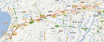 中山道の旅(2日目)