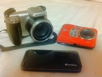 マイカメラたち