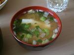 味噌汁雑煮4