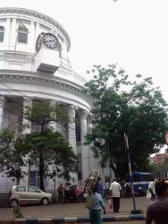 コルカタの中央郵便局