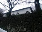 鶴丸倉庫の石垣