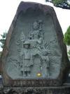 文珠院の大師像3