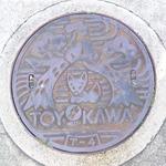 豊川マンホール2
