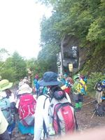 富士五合目登山口
